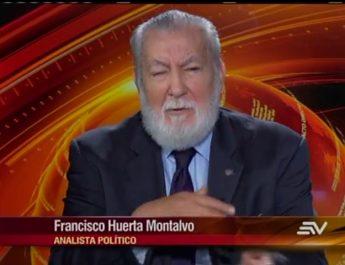 Francisco Huerta Montalvo